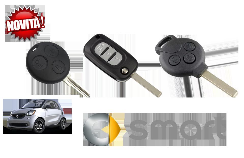 Radiocomandi Smart®